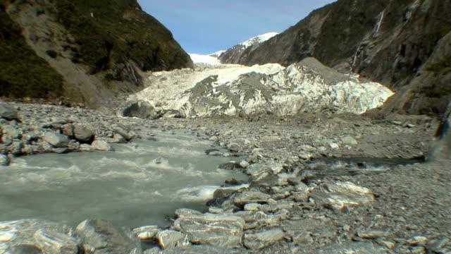 Franz Josef Glacier video