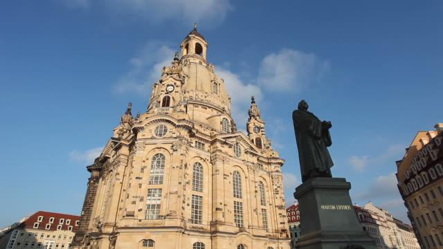 Frauenkirche Dresden - Timelapse