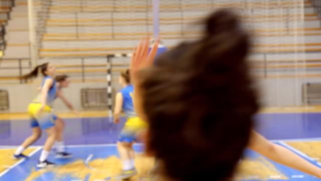 Free throw shooting video