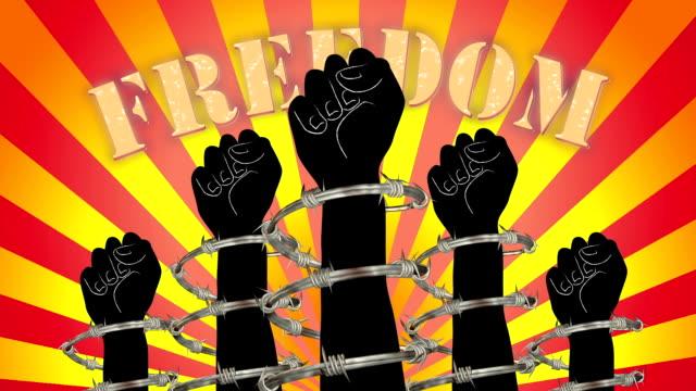 Freedom Fist video