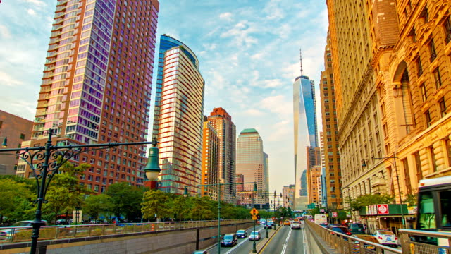Freedom tower new york video