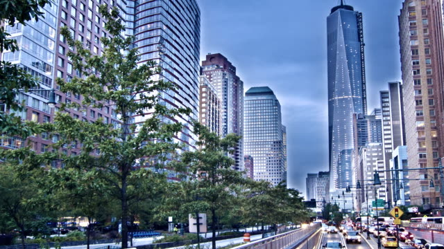 Freedom tower, New York video