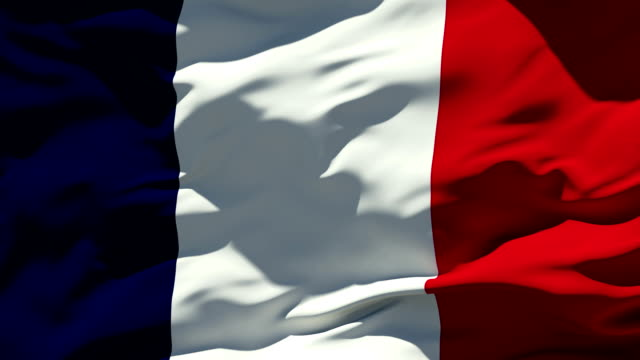 French Flag video
