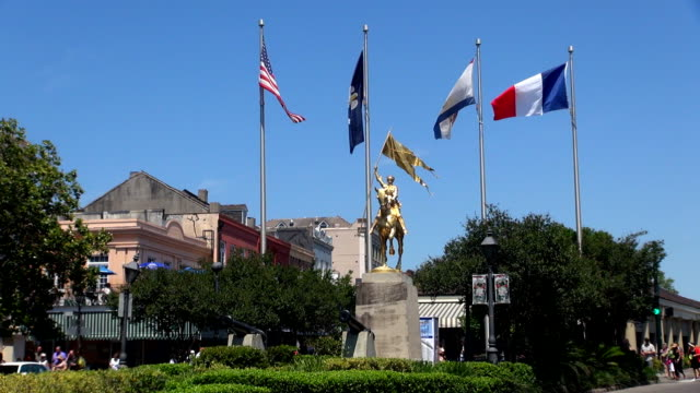 French Quarter - New Orleans, Louisiana video
