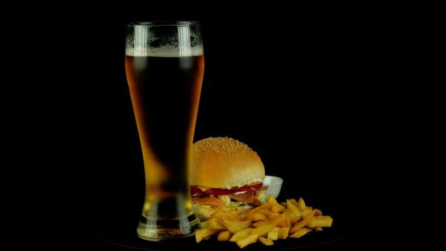 fresh bar beer - scone filmów i materiałów b-roll