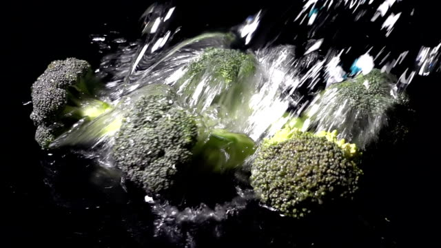 Fresh Broccoli video