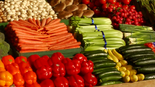 Fresh Produce video