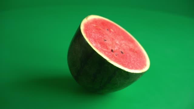 fresh watermelon fruit video