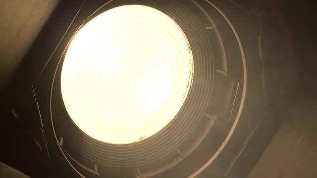 Fresnel light fixture