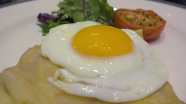 fried egg video
