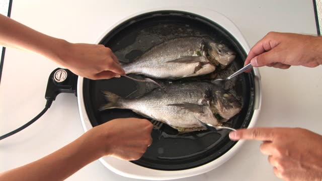 HD: Fried Fish video