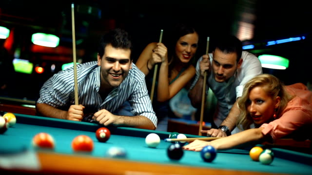 Best Billiard Stock Videos and Royalty-Free Footage - iStock