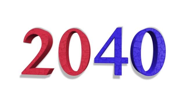 från 2000 till 2040 - 2010 2019 bildbanksvideor och videomaterial från bakom kulisserna