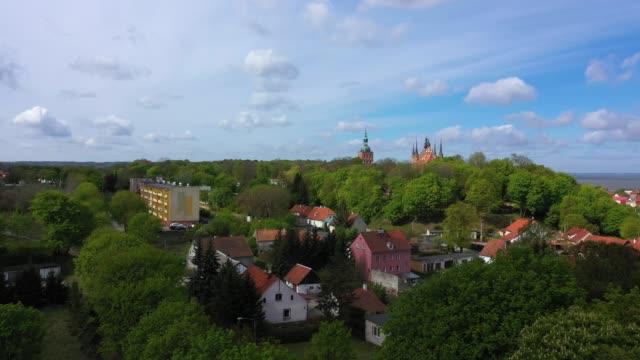 frombork リゾートタウン - 城点の映像素材/bロール