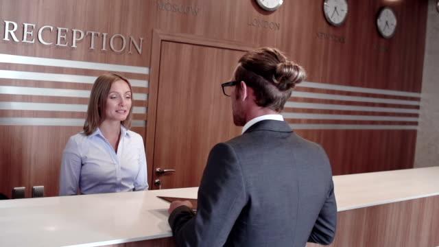 Front Desk video