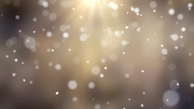 Frozen harmony - loopable video