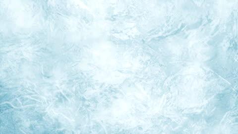 vidéos et rushes de glacée de la texture - froid