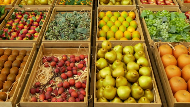 Fruit Boxes - video