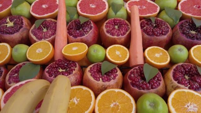 Fruit Juice Vendor Countertops, Istanbul, Turkey