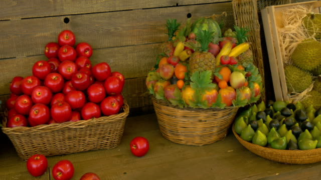 Fruit Market - video