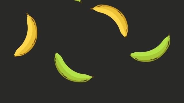 Bидео Fruits pattern background HD animation