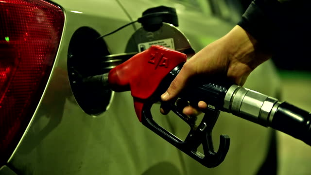 Fuel gas petrol diesel pump video