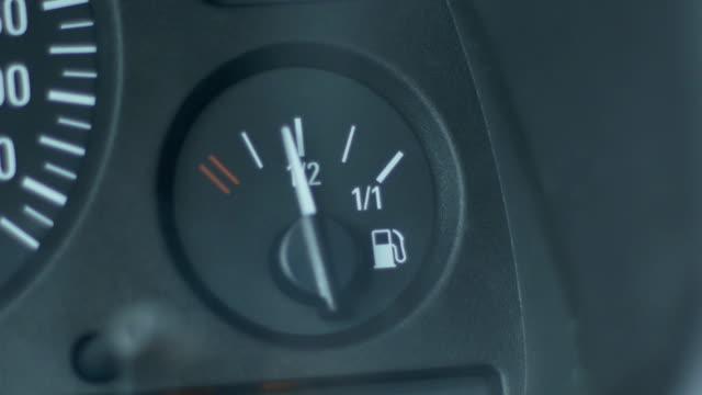 Fuel Gauge of a Car video