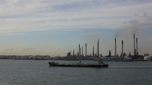 Fuel Oil Terminal.