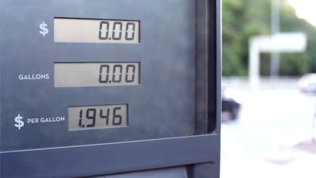 Fuel Pump Counter Dollars video