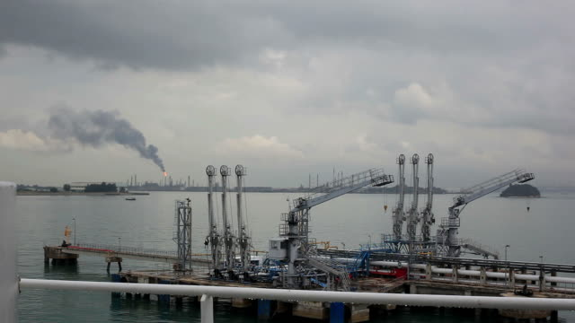 Fuel terminal video