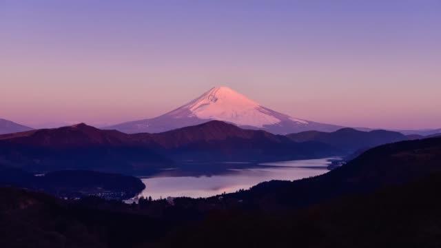 fujiyama - 冬点の映像素材/bロール