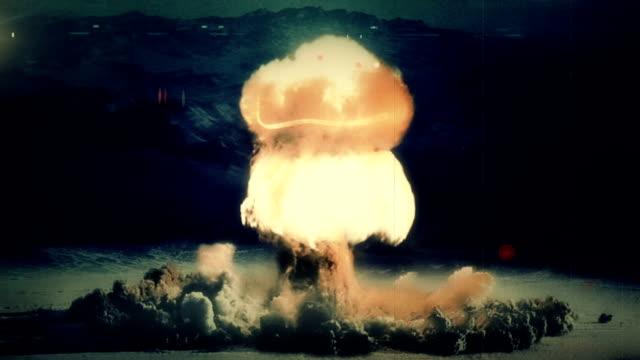 A Full Nuclear Detonation