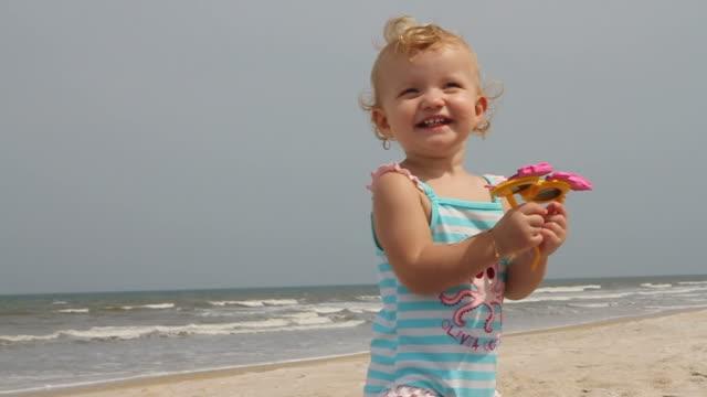 Fun at the Beach video