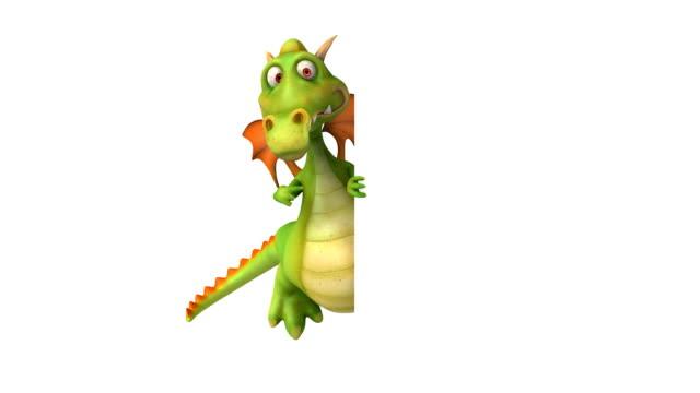 Fun dragon video