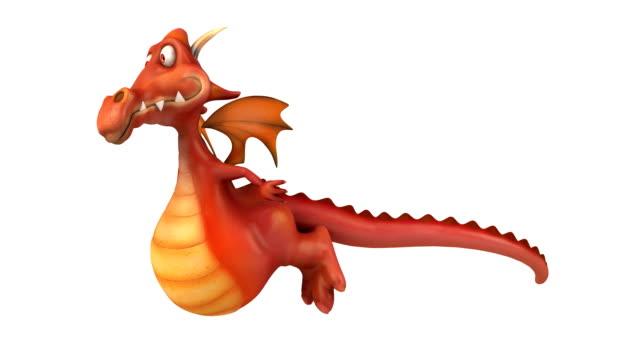 楽しいドラゴン - 竜点の映像素材/bロール