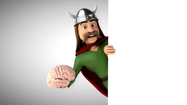 Fun Gauls - 3D Animation Fun Gaulois - 3D Animation philosophy stock videos & royalty-free footage