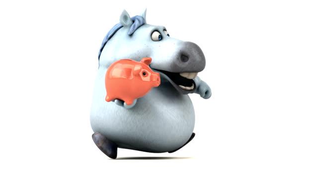 Fun horse - 3D Animation video