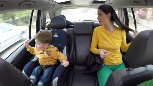 Fun on road trip video