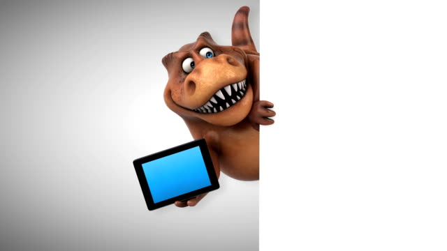 Fun Trex - 3D Animation video
