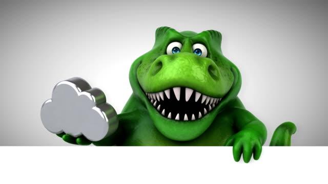 Fun trex- 3D Animation video