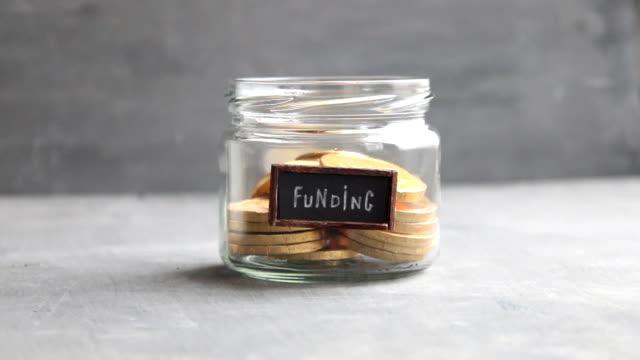 Funding Economy FInancial idea video