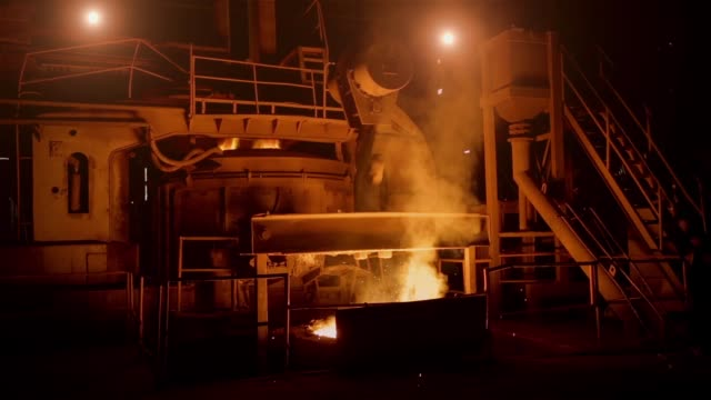 Furnace In The Foundry. Furnace In The Foundry. Full HD. furnace stock videos & royalty-free footage