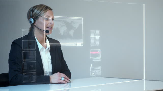 Future Callcenter (Shot on Red) video