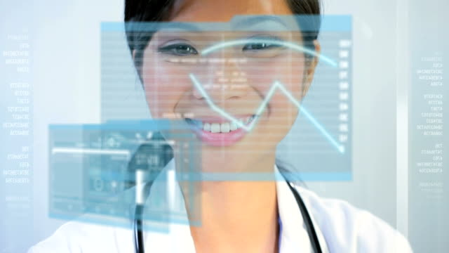 Future Medical Touchscreen Technology video
