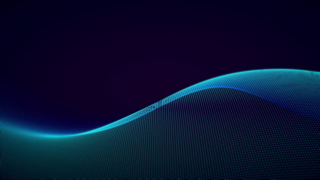 futuristic abstract wave pattern backgrounds 4k prores video of futuristic abstract wave pattern backgrounds wave pattern stock videos & royalty-free footage