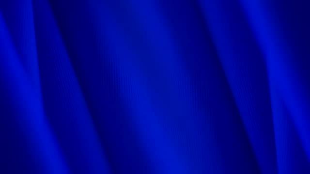 Futuristic blue background video