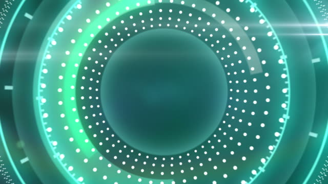Futuristic Compass Abstract, futuristic animation. navigational compass stock videos & royalty-free footage