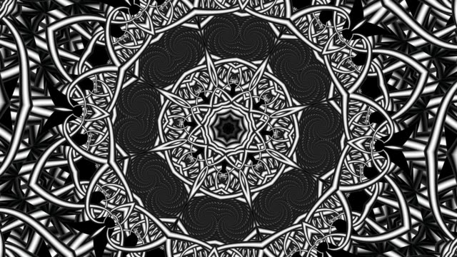 futuristic mandala loop background - мандала стоковые видео и кадры b-roll