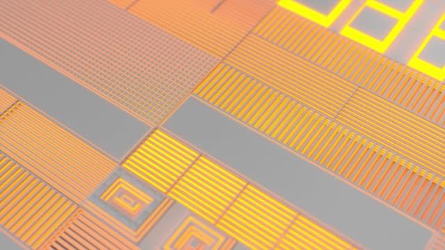 未來主義的技術動畫背景 - {{asset.href}} 個影片檔及 b 捲影像