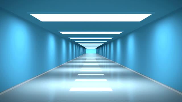 Futuristic Tunnel Loopable video